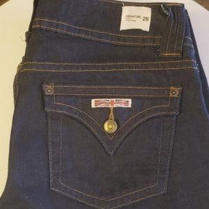 Hudson Signature midrise bootcut jean